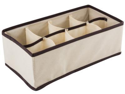Коробка для хранения 8 ячеек 28*14, 5*10см