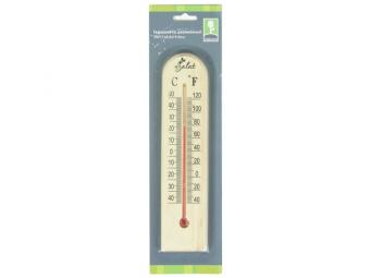 Термометр деревянный Уют 19,5*4,5см