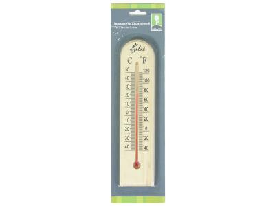 Термометр деревянный Уют 19, 5*4, 5см