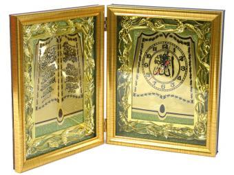 Часы-картина мусульманские F2424-5 Р-154