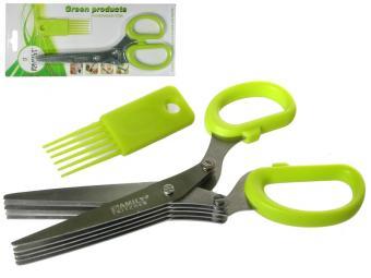 Ножницы для зелени 20см (43773)