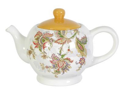 Чайник Марокканский цветок