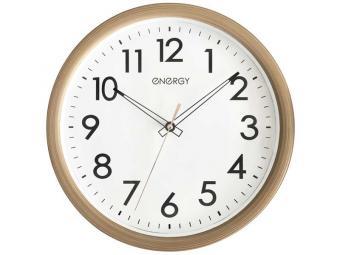 Часы настенные кварцевые ENERGY ЕС-116 круглые