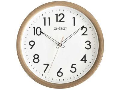 Часы настенные кварцевые ENERGY ЕС-116 круглые Energy