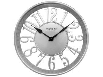 Часы настенные кварцевые ENERGY ЕС-117 круглые