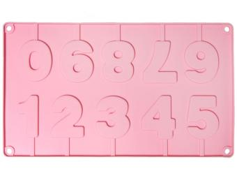 Форма для выпечки силикон Цифры КТ-S-352