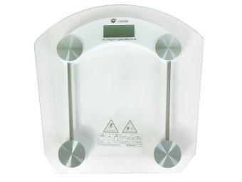 Весы напольные электронные 150кг квадрат