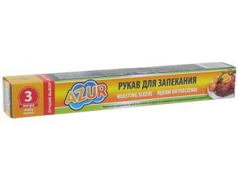 Рукав для запекания 3м коробка Азур