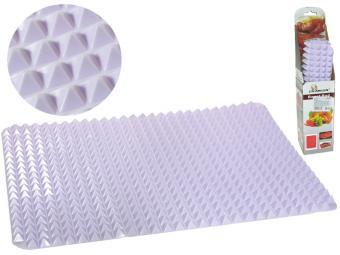 Коврик силикон для выпечки рифленый 40,5*29см