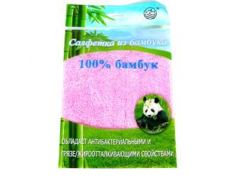 Салфетка для уборки бамбук