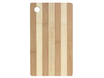Доска разделочная бамбук 16*26