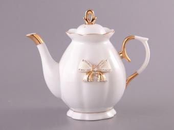 Чайник заварочный с бантиком 900мл