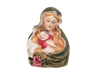 Фигурка Мария с младенцем 10см