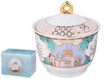 Сахарница Мечеть 250мл 86-2205