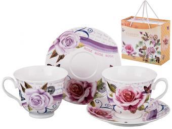 Чайный набор 4 предмета 220мл 165-359