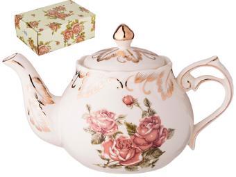 Чайник 1000мл ''Корейская роза''