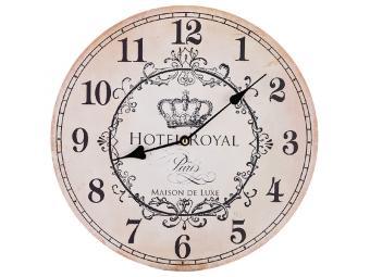 Часы настенные ''Hotel Royal'' 34*34*4,5см
