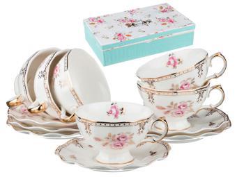 Чайный набор Завтрак у Королевы на 6 персон
