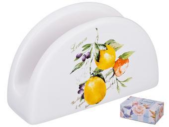 Салфетница ''Итальянские лимоны''