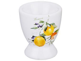Подставка под яйцо ''Итальянские лимоны''