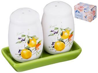 Набор для специй 2пр ''Итальянские лимоны''