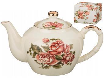 Чайник заварочный Корейская роза 680мл