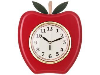 Часы настенные кварцевые ''Fruit'' 21*23,5*4,5см