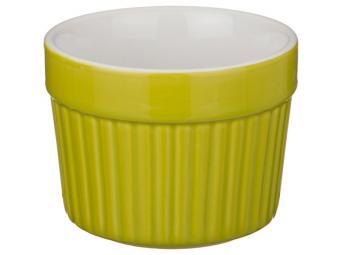 Форма для запекания жульенница 300мл ''Рамекин'' зеленая