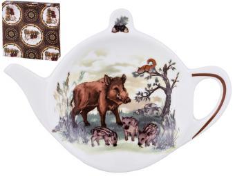 Подставка для чайного пакетика Велес 11*8см