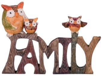 Фигурка ''Family'' 13,5*3*10см