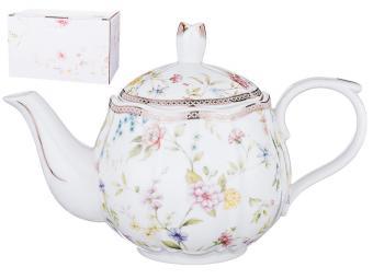 Чайник заварочный 500мл ''Луговые цветы''