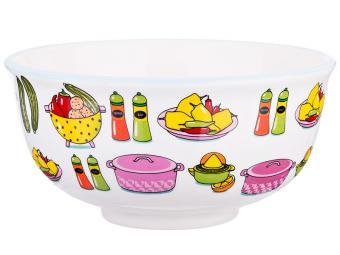 Салатник ''Vegetable'' 15,5*15,5*7,8см