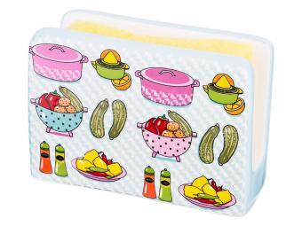 Подставка под губку ''Vegetable'' 12,2*4,8*8,7см