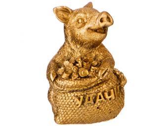 Фигурка Свинка 3,5*3,5*5,5см