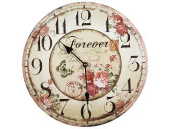 Часы настенные кварцевые 35см