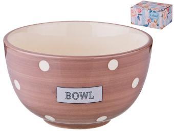 Салатник ''Pink bowl''