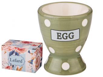 Подставка под яйцо ''Green egg''