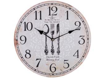 Часы настенные серия ''Винтаж'' 34см