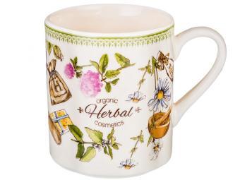 Кружка 350мл Herbal
