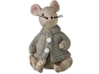 Статуэтка ''Мышка'' 6,5см 541281