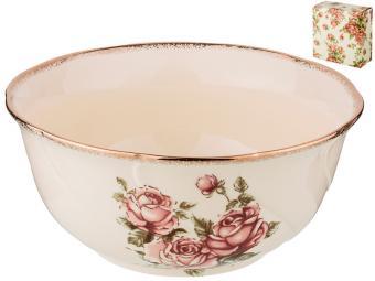Салатник Корейская роза 20*9см