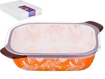 Блюдо для запекания с пластиковой крышкой 541317