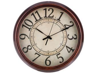 Часы настенные кварц. ''Lovely home'' 33*33см