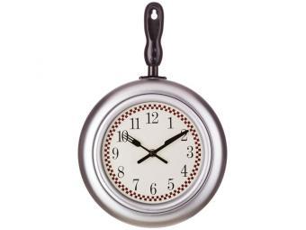 Часы настенные кварц. ''Chef kitchen'' 25,2*38*4,5см