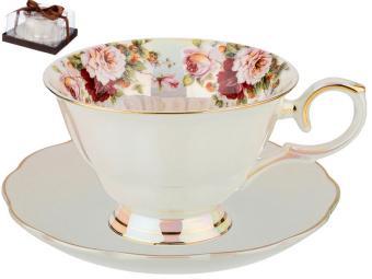 Чайный набор 2пр 220мл ''Перламутр''
