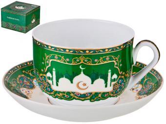 Чайный набор 2пр 260мл Сура