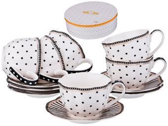 Чайный набор 12пр 250мл 541579