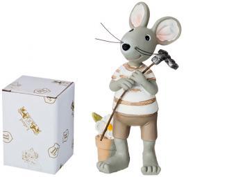 Фигурка ''Мышки'' 5*4*10,5см 541666
