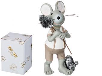 Фигурка ''Мышки'' 5*4*10,5см 541668
