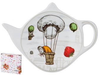 Подставка для чайного пакетика ''Мышата'' 8см 541691